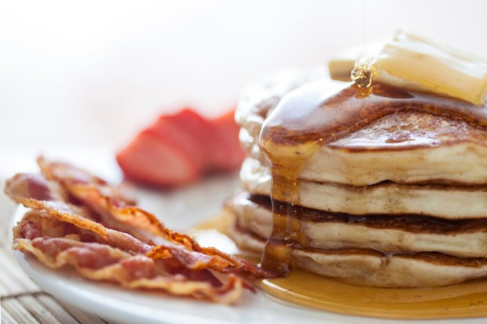 Bacon and Pancakes